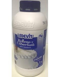 LEDEVIT VAINLLA X750g