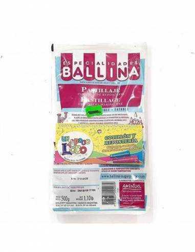 PASTILLAJE x 500g BALLINA