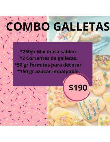 COMBO GALLETAS