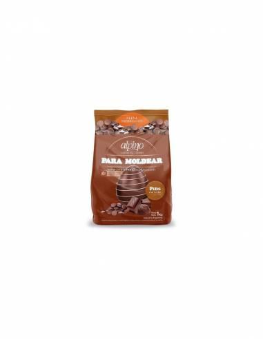 GOTAS CHOCOLATE PIN CON LECHE X6kg...