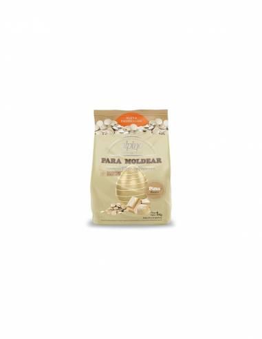 CHOCOLATE ALPINO CAJA PIN BLANCO 6kg