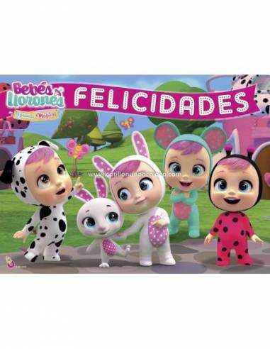 AFICHE FC CRY BABIES X1