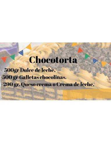COMBO CHOCOTORTA Precio especial...