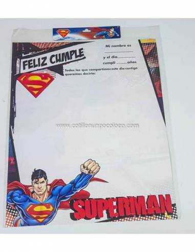 POSTER SUPERMAN X1