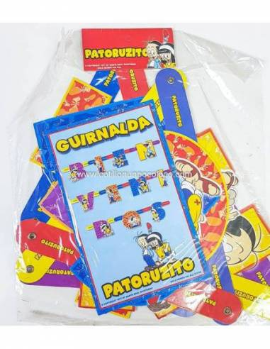 GUIRNALDA PATORUZITO