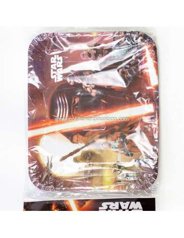 BANDEJA STAR WARS X6