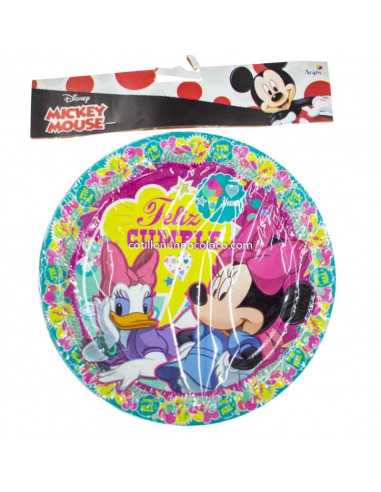 PLATO CARTON MINNIE x8