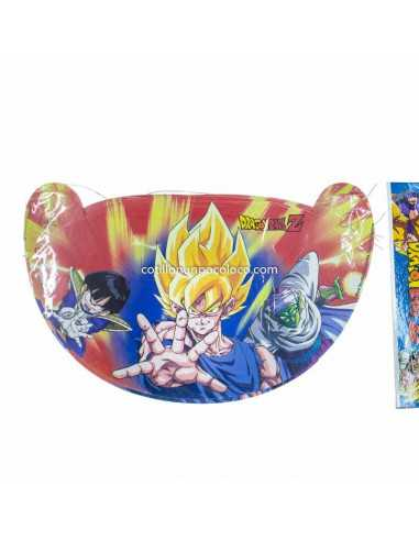 VISERA DRAGON BALL Z x10