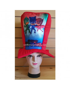 GALERA SUBLIMADA PJ MASK