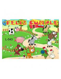 LAMINAS COMESTIBLES A4 C/L...