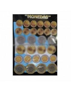 MONEDA x 3 x 29