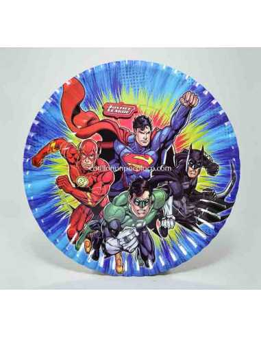 PLATO CARTON JUSTICE LEAGUE x10