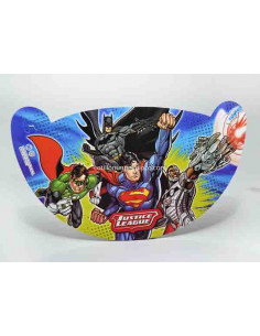 VISERA JUSTICE LEAGUE x10
