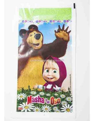 BOLSITA MASHA Y EL OSO x10