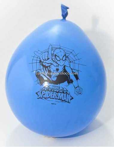 GLOBO LATEX SPIDERMAN X25