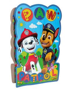 PIÑATA CARTON PAW PATROL x1