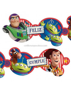 BANDERIN F/CUMPLE TOY STORY...