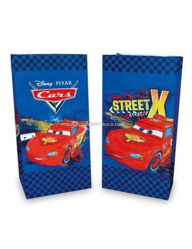 BOLS PAPEL CARS VIOL MOD2 x 10
