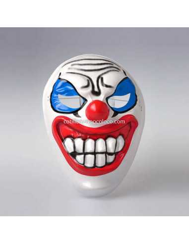 CARETA PAYASO TERROR