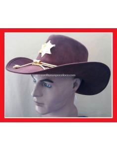 GORRO SHERIFF 8351 MARRON