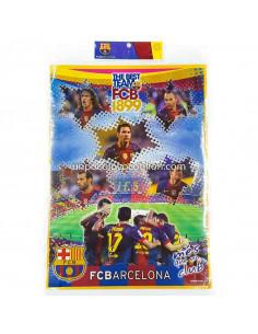 AFICHE FC BARCELONA x1