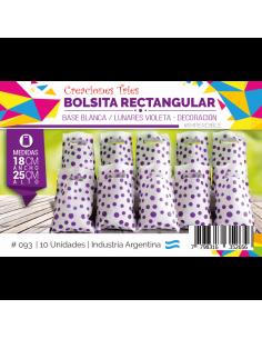 BOLSITA CUMPLE FANTASIA x10...