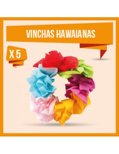 VINCHA HAWAIANA x 5