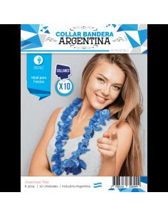 COLLAR ARGENTINA X10