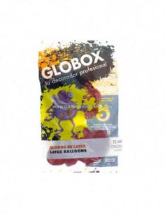 """GLOBO 12"""" STD IMP.2C TE AMO..."""