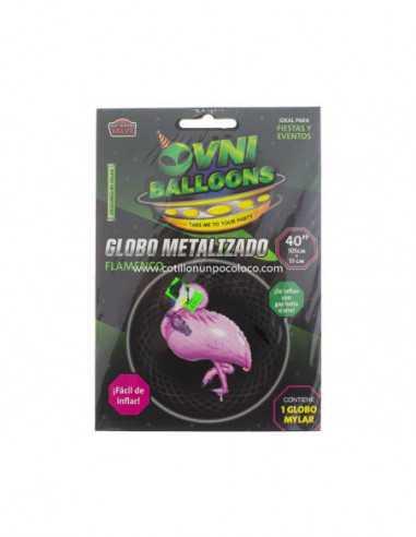 "OVN-SL1 40"" GLOBO METAL   FLAMENCOx1"