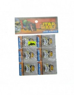 MINI NAIPE STAR WARS x6