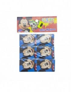 MINI NAIPE X6 MICKEY