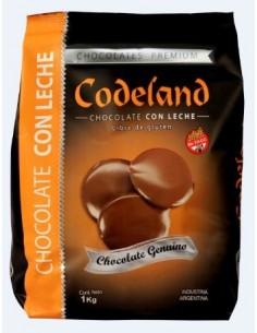 CHOCOLATE CON LECHE...