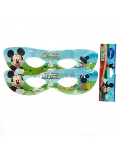 ANTIFAZ MICKEY MOUSE x8