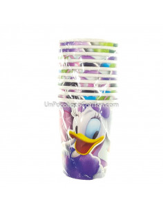 VASO POLIPAPEL MINNIE x10