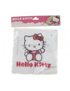 SERVILLETA HELLO KITTY X12