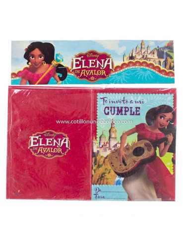 INVITACION ELENA DE AVALOR x10