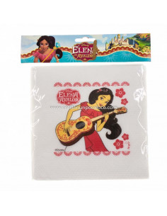 SERVILLETA ELENA DE AVALOR x12