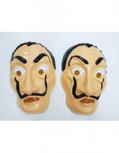 Mascara Careta La Casa De...