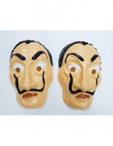 Mascara Careta La Casa De Papel....