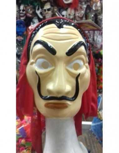 X10 Mascara Careta La Casa De Papel...