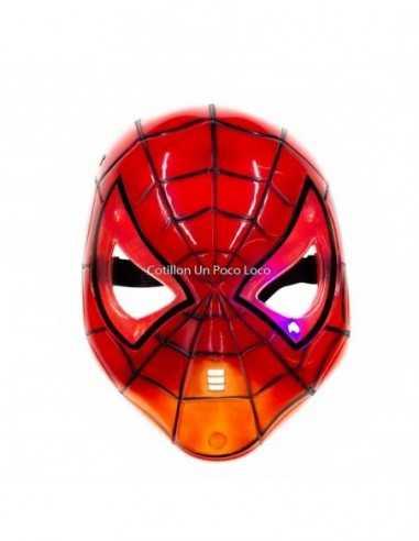 Mascara Hombre Araña, Spiderman, Con...