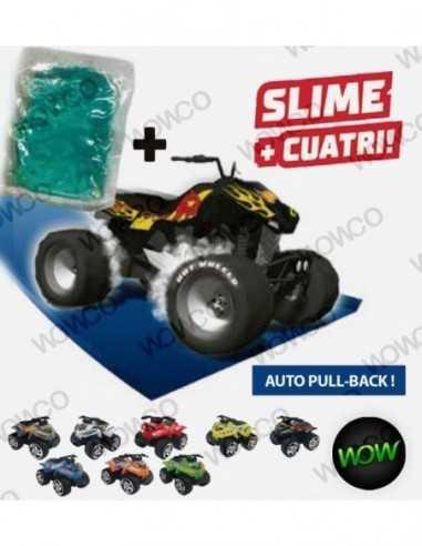 X10 Hot Wheels Cuatri+slime.modelo A...