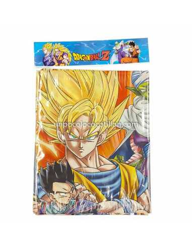 MANTEL PLASTICO DRAGON BALL Z x1