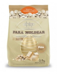 CHOCOLATE PIN BLANCO X1kg