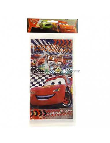 BOLSA DE DULCE CARS x10