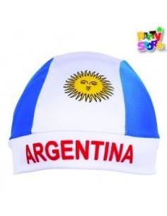 GORRO BANDANA ARGENTINA
