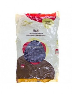 MANI COBERTURA  CHOCOLATE...