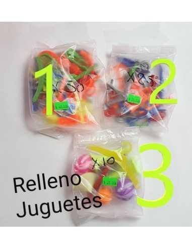 JUGUETES X25 numero 2