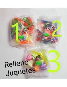 JUGUETES X25 numero 3
